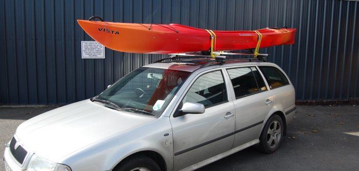 How To Transport A Tandem Kayak