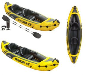 Intex Explorer K2 Two-Person Kayak