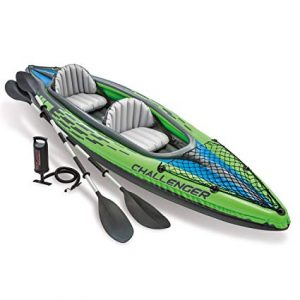 Intex challenger K2 2-person inflatable kayak