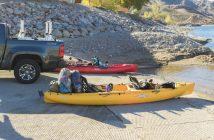 Tandem Kayaks for Camping