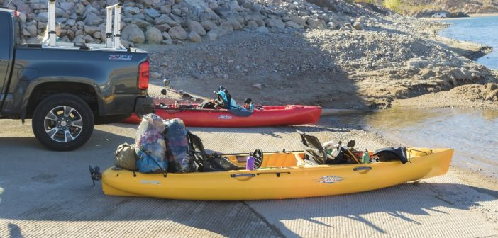 Tandem Kayaks for Camping
