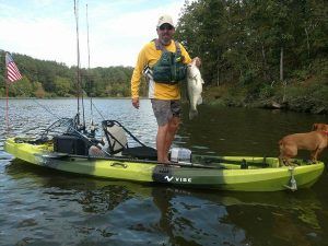 Vibe Kayaks Yellowfin 130T