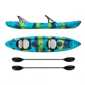 Vibe kayak yellowfin 130T tandem SOT kayak