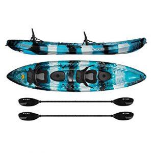 Vibe kayaks 120T skipjack 12 Foot tandem kayak